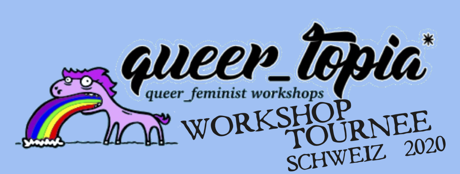 queer-feministischer Workshop in Solothurn